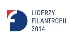 liderzy filantropii 2014